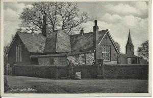 Datchworth School 1937