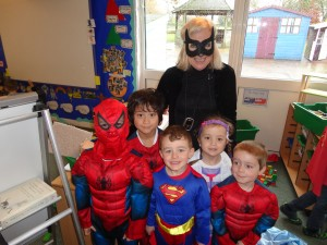 Children in Need Heroes